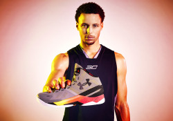 UNDER ARMOUR AND STEPHEN CURRY EXTEND LANDMARK PARTNERSHIP THROUGH 2024 (PRNewsFoto/Under Armour, Inc.)