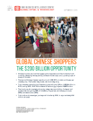 Chinese Shoppers Going Global by FBIC Global Retail Tech and CLA Sept. 22 2015