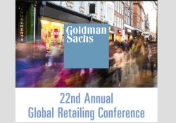 GoldmanSachs22ndRetailingConference