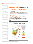 Flash Report on Hurricane Joaquin by FBIC Global Retail and Tech Oct 1 2015