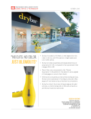 Quick Take on Drybar by FBIC Global Retail Tech Oct.1 2015