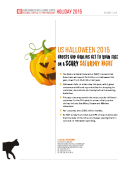 US Halloween 2015 Preview by FBIC Global Retail Tech Oct. 7 2015