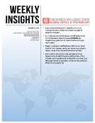 Weekly Insights by FBIC Global Retail Tech Oct. 9 2015