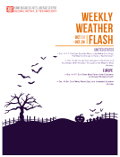 Weekly Weather Flash by FBIC Global Retail and Technology October 14