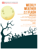 Weekly Weather Flash by FBIC Global Retail and Technology October 22nd