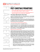 2015 post Christmas Promos Report by FBIC Global Retail Tech