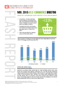 Nov 2015 US Ecom Monthly Briefing by FBIC Global Retail Tech
