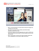Sizer App Online Fitting Technology Dec 2015