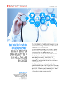Uberification of Healthcare Report by FBIC Global Retail Tech Dec 2015