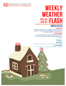 Weekly Weather Flash by FBIC Global Retail and Technology December 22