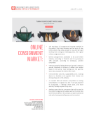 Online Consignment report by FBIC Global Retail Tech Jan. 11 2016