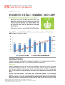 4Q15 US Ecom Monthly Briefing by FBIC Global Retail Tech Feb. 21 2016