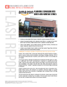 Amazon Opens Stores Report by FBIC Global Retail Tech Feb. 3 2016