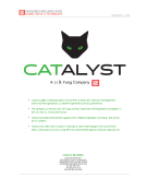 Catalyst Report by FBIC Global Retail Tech FEB. 1, 2016
