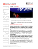 MWC2016 Day 2 Highlights by FBIC Global Retail Tech Feb. 22 2016
