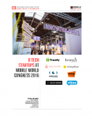 8 Tech Startups at MWC 2016 by FBIC Global Retail Tech Mar. 2016