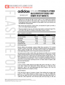 Adidas ETR ADS FY15 Results by FBIC Global Retail Tech Mar. 3 2016