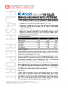 Ahold AH FY15 Results by FBIC Global Retail Tech Mar. 3 2016