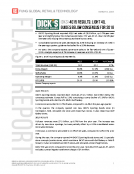 DICKS DKS 4Q2015 Results by Fung Global Retail Tech Mar. 8 2016