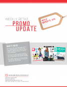 Weekly Promo Update by Fung Global Retail and Technology Mar. 10 2016