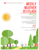 Weekly Weather Flash by Fung Global Retail Tech Mar. 17 2016