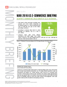 Mar. 2016 Ecom Sales Briefing by Fung Global Retail Tech Apr 18