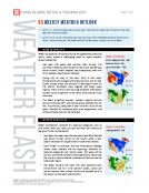 Weekly Weather Flash by Fung Global Retail Tech Apr. 7 2016