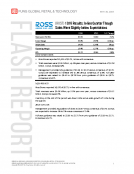Ross Stores ROST 1Q16 Results by Fung Global Retail Tech May 19 2016