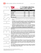 TJX 1Q16 Results by Fung Global Retail Tech May 17 2016