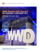 WWD Beauty CEO Summit Day 2 Report by Fung Global Retail Tech May 10 2016