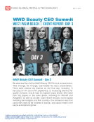 WWD Beauty CEO Summit Day 3 Report by Fung Global Retail Tech May 11 2016