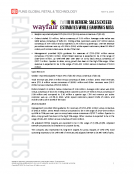 Wayfair W 1Q16 Results by Fung Global Retail Tech May 9 2016