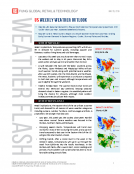 Weekly Weather Flash by Fung Global Retail Tech May 24 2016