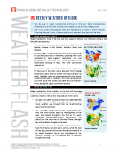 Weekly Weather Flash by Fung Global Retail Tech June 2
