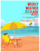 Weekly Weather Flash by FBIC Global Retail and Technology June 30 2016