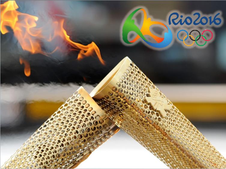 torch olympics