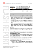 Amazon AMZN 2Q16 Results by Fung Global Retail Tech July 29 2016