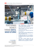 Digital Manufacturing by Fung Global Retail Tech August 25 2016
