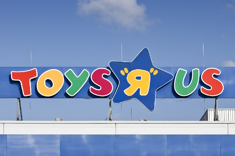 """Toys """"R"""" Us Sign"""