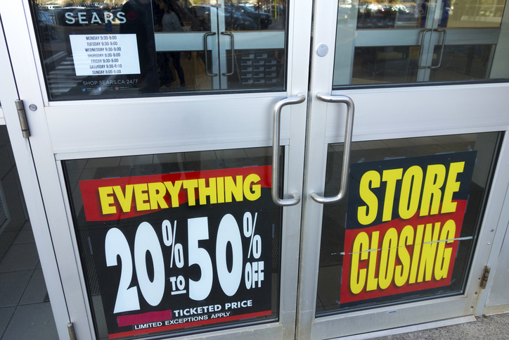 At Midyear, Where Do We Stand on US Store Closures and the